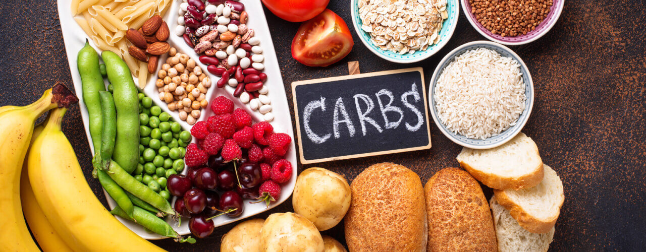 Maintain an Active and Healthy Life With Carbs!